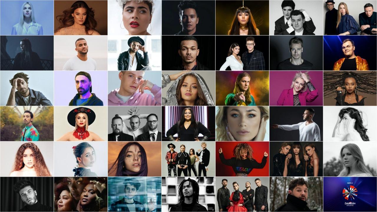 Eurovision: Europe Shine a Light